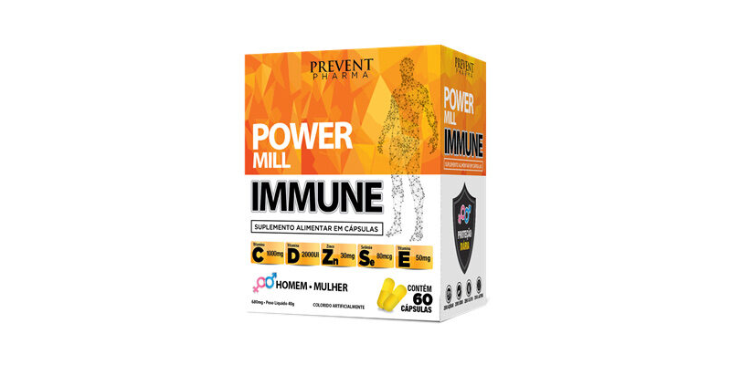 Power Mill Immune c / 60
